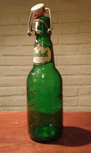 Botella De Cerveza Con Tapa De Cerámica Zona Escobar