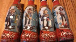 Botellas Coca Cola Coleccion Minihinchas Mundial