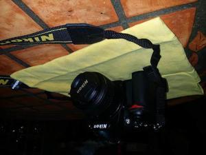 Camara Nikon D7000 En Kit Con Lente 18-55mm+bolso Todo Nuevo