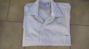 Camisa De Hombre Mangas Largas De Vestir -t 40