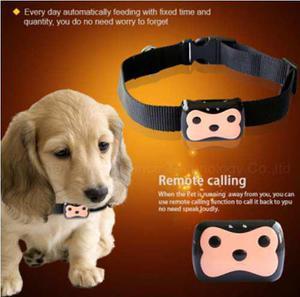 Collar Gps Localizador De Mascotas Excelente Producto