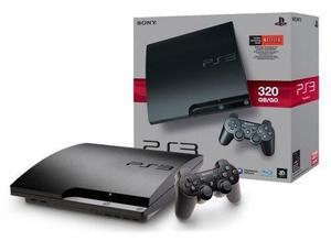 Consola PlayStation 3 320 gb Ps3 con 140 juegos completos