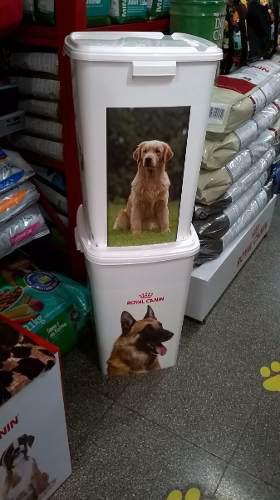 Contenedor De Alimentos Royal Canin X 15 Kg
