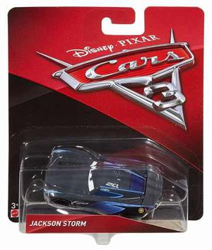 Disney Cars 3 Jackson Storm Die-cast Vehicle - Nuevo!!!