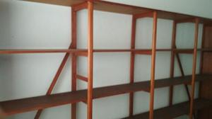 Estanteria 3 estantes biblioteca modulo posot class - Bibliotecas de madera ...