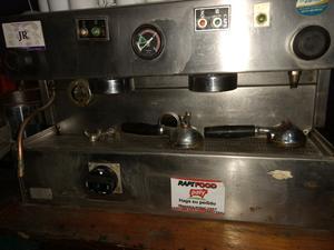 Maquina de cafe dijital Lagorio.