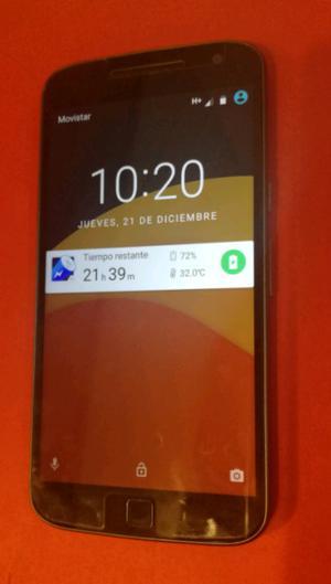 Moto g 4ta generación plus versión de 4Gb RAM libre