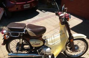 Motomel Go Vintage 125cc. Uso Particular O Delivery