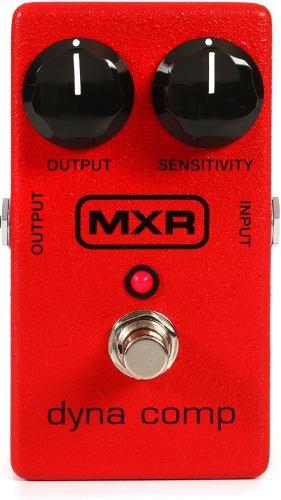 Mxr M102 Dyna Comp Compresor Pedal De Guitarra + Garantia