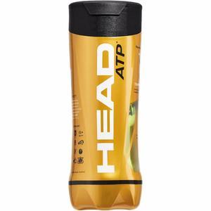 Pelotas Tenis Head Atp Gold Caja 24 Tubos X 3 Pelotas