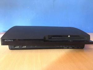 Playstation 3 160gb Slim + Controles + 4 Juegos + Move