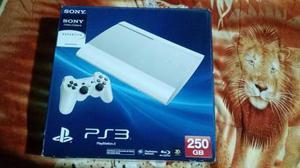 Playstation 3 250gb Con 6 Juegos Originales Impecable.
