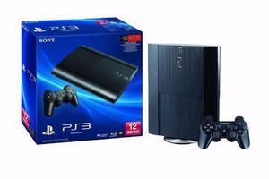 Playstation 3 Sony Ps3 320 Gbcaja Cerrada Gtia Solo Efect