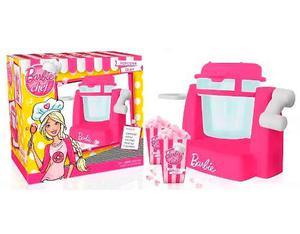Popcorn Glam Barbie Chef Pochoclos Original Pochoclera