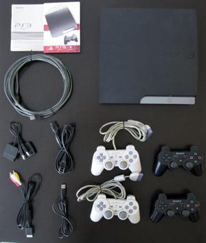 Ps3 Play Station 3 Slim 160gb Usada