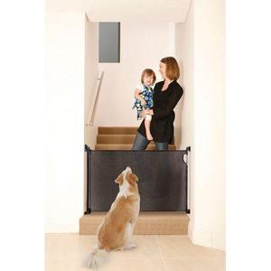 Puerta De Proteccion Para Bebes, Niños Y Mascotas Roll