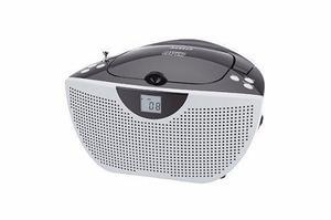 Radio Am/fm Con Reproductor Cd Mp3 Y Usb Ranser 200 W Ra20n
