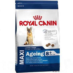 Royal Canin Maxi Ageing +8 X 15 Kg. Retira Por Recoleta !!!