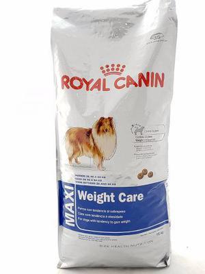 Royal Canin Maxi Weight Care 15 Kg Perros Envíos Gratis