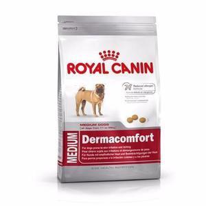 Royal Canin Medium Dermaconfort 15 Kg. Retira Por Recoleta !