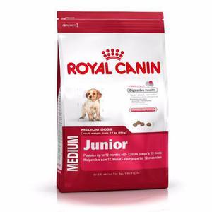 Royal Canin Medium Junior 15kg. Tienda Oficial Zona Sur