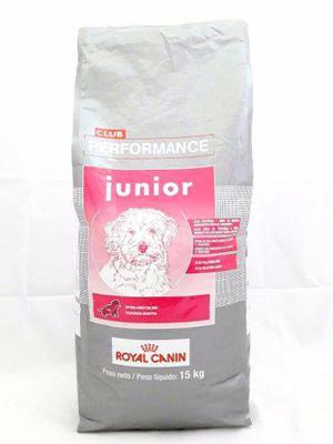Royal Canin Performance Junior 15 Kg Cachorros Enviós