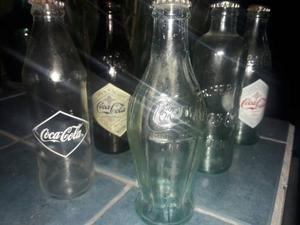 Set De Botellitas De Coca Cola (imperdible)