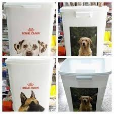Tarro Tacho Contenedor Royal Canin De Alimentos 15 Kg