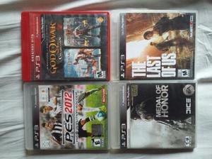Vendo Juegos Ps3 Originales