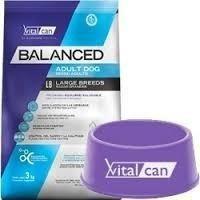 Vital Can Balance Adulto X 20 Kg + 3 Kilos Gratis