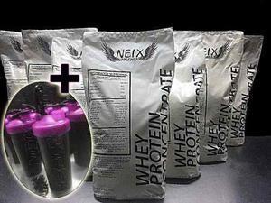 Whey Protein Suero De Leche 10 Kg + Shaker Vaso De Regalo !