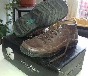 Zapatos de cuero hombre STORK MAN