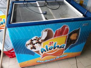 freezer para helados gafa o frare
