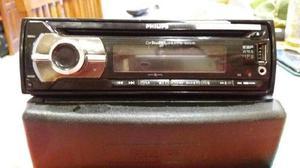 stereo philips mp3 y usb en bjen estado. con ficha para su