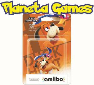 Amiibo Duck Hunt Edicion Super Smash Bros Blister Cerrado