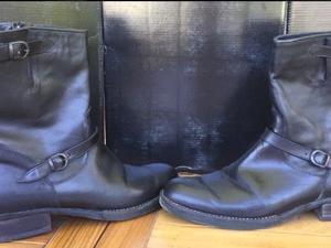 Botas de mujer negras Woodland