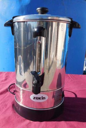 Cafetera y mantenedor industrial Zokin.