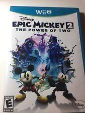 Epic Mickey 2 The Power Of 2 - Para Wii U !!!