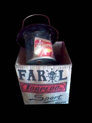 Farol sol de noche marca Torpedo Nuevo $ 350