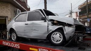 Fiat 147 BRIO CHOCADO FUERTE URGENTEE