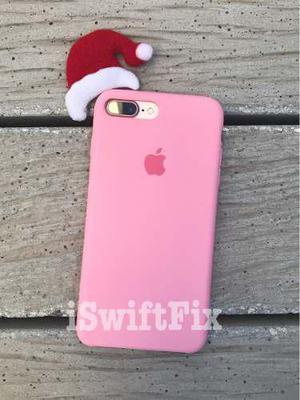 Funda Apple Original Iphone 7 Plus 8 Plus Todos Los Colores