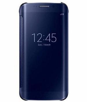 Funda Flip Cover Mirror View Samsung A5 A7 2017 S7 Edge S8 +