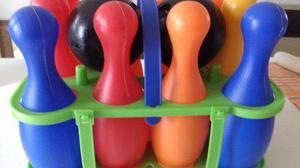 Juego De Bowling Para Niños