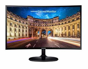 Monitor Led 27 Curvo Full Hd Samsung C27f390fhl Palermo!!
