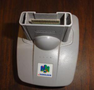 Transfer Pack - Accesorio De Nintendo 64