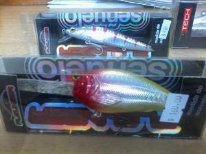 Variedad en señuelos de Pesca desde $60