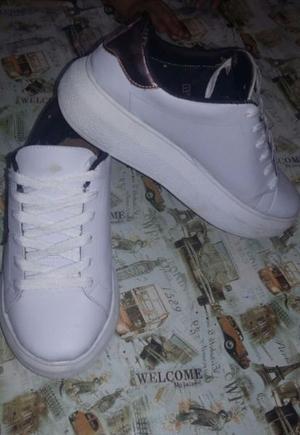 Vendo zapatillas muy poco uso