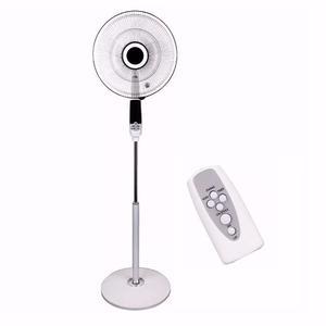 Ventilador De Pie Clever 16 Control Remoto Digital Timer