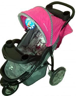 coche de bebe de tres ruedas para niña