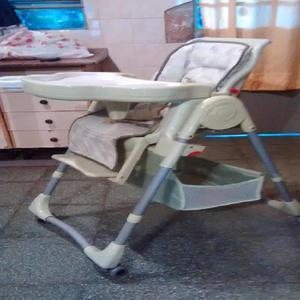 silla para comer,coche paragûita, mecedora, cuna funcional